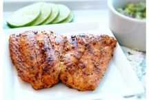 Salmon & other fish recipes