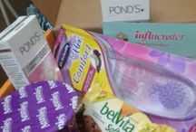 #MamaVoxBox from Influenster / Free goodies from Influenster