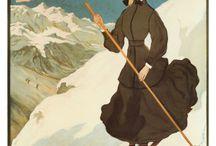 Vintage / Vintage ski