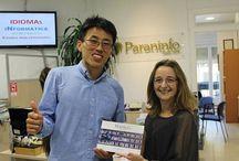 Concurso de fotografía. Academia Paraninfo. Octubre 2016. / Enhorabuena a Changjing Zhou, ganador del concurso de fotografía!! Concurso de fotografía. Academia Paraninfo. Octubre 2016.