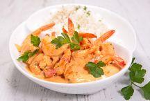 Hauptspeisen / Orientalische Hauptgerichte: Vegetarisches, Meeresfrüchte, Fisch- und Fleischgerichte