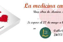 Presentaciones / Presentaciones de mi libro 'La medicina emocional'
