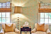 Living room / by Leslie Gard