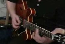 Guitar Instruction From Others / videos and tutorials from guitar instructors other than myself / by Kelly Richey