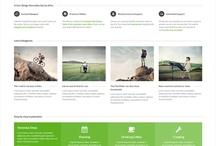 Design theme: Green / by Kekeli H.