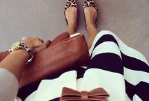 Animal Print is the New Black! / leopard and cheetah ♥