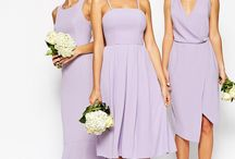 For my Bridesmaids: Dress