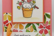 Pretty Kitty stamp set from Stampin' Up!