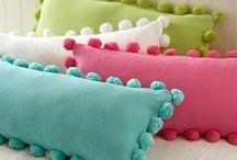 ideas con pompones