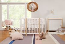 babyletto Hula Crib / Our well-rounded Hula Oval Convertible Crib has both the looks and personality to shape your dream modern nursery. Beautifully crafted with rounded posts and spindles, this luxe, accessible and versatile piece seamlessly converts from mini bassinet to full-sized crib to toddler bed, growing with your babe from day one.