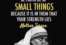 Faith, Hope, Charity