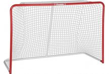 NHL® Street Hockey Goals / Featuring heavy-gauge steel tubing and durable nets, Franklin NHL® Street Hockey Goals are built to last and handle pucks and balls of all kinds. See more at: http://franklinsports.com/shop