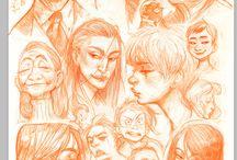 Рисование лиц