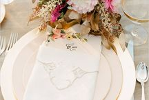 Something Old & Something New Wedding / Inspiration for weddings that tip towards vintage, but have a modern edge.