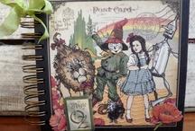Oz  & Alice ideas / by Sue Bockrath