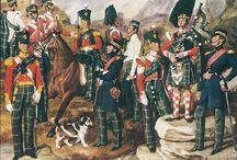74th  Highland Regiment / Regiment my ancestors served in.