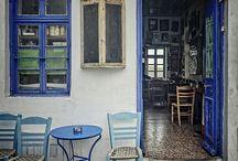 Bangalô grego do Anderson