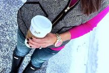 { Winter Outfits } / Winter outfits and style ideas by Mrs Casual @mrscasual