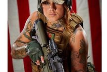 Waffen Frauen