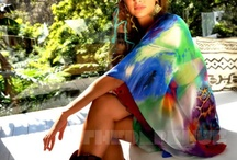 LALOOM Kaftans 2010 / Sensational sexy silk Kaftans from LALOOM. Ultimate beach coverup, cruisewear and resort wear
