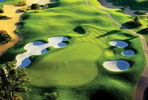 golf courses photography