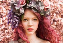 Flower Crowns / Crowns made of Flowers