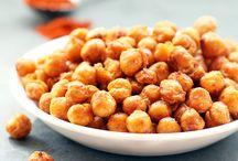 Snacks / Pois chiches au chipotle
