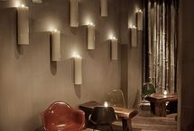 Inspirational Lighting / A board dedicated to beautifully lit places and spaces to get the design juices flowing.