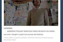 Sherlock / by Cate Giltner