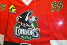 Condors specialty jerseys / by Bakersfield Condors