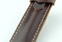 Pencil Leather Case