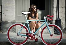 Getting Around / Thinking about ditching your car? Check out our favorite ways to get around town / by Luvo