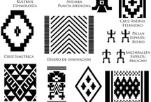 mapuche bordado