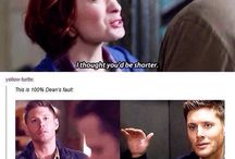 spn {supernatural for the non-hunters} / I haven't seen it all, so in doing this, I'm probably gonna spoil a lot of it