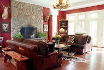 Living room / by Angela Williamson