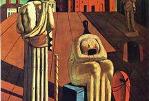 D. u. - Metafyzická malba