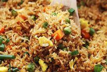 rice receips