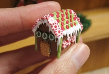 Miniature Christmas / by Maria G