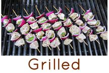 Recipes: Grilling Time! / Grilled Vegetables | Chicken Kabobs | Grilled Fruit | Grilled Shrimp | Grilled Meat