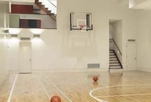 In-Home Basketball Courts / by Minnesota Timberwolves