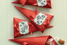 PRESENTS / How to make present parcels