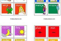 SCHOOL: woordenschat