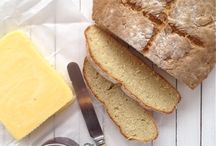 Foodstuff - Bread, Traditional / by Goldberry & Co.