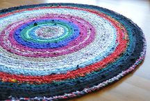 Croche - Tapetes / by Ana Paula Reis