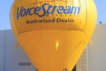 Advertising Balloons Of America / At first glance inflatable advertising may seem like an unusual way to market your company, yet USA's durable, easy to use inflatables create an unbeatable way to increase your walk-in traffic and business.