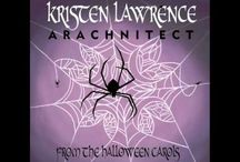 Favorite Halloween Music / Kristen Lawrence writes music for the Halloween season about vampires, witches, cats, bats, haunted houses - based on the History of Halloween.