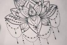 Tatuaje de mandala