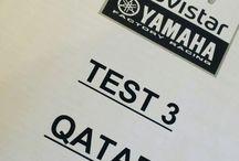 VR46 Qatar Test 2-4 Maret 2016