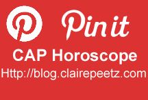 Horoscopes / Latest on horoscopes from http://blog.clairepeetz.com