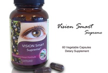 Vision Health Supplement / by VSC Cassis